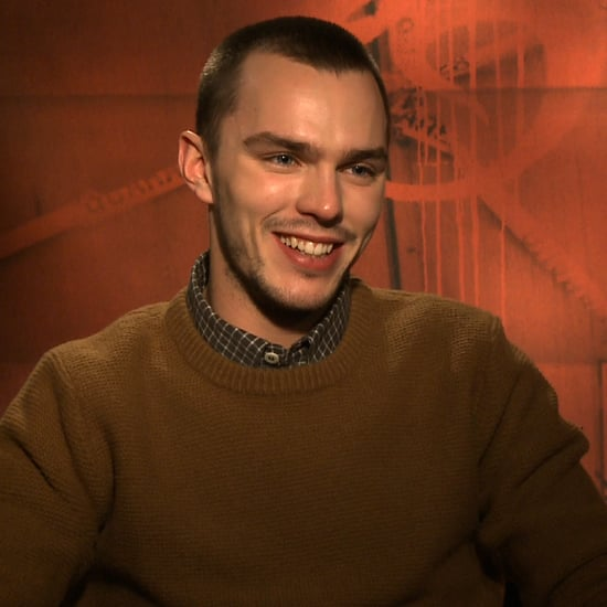 Nicholas Hoult Interview For Warm Bodies (Video)