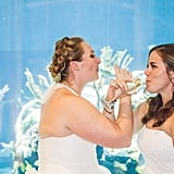 Aquarium Wedding Ideas