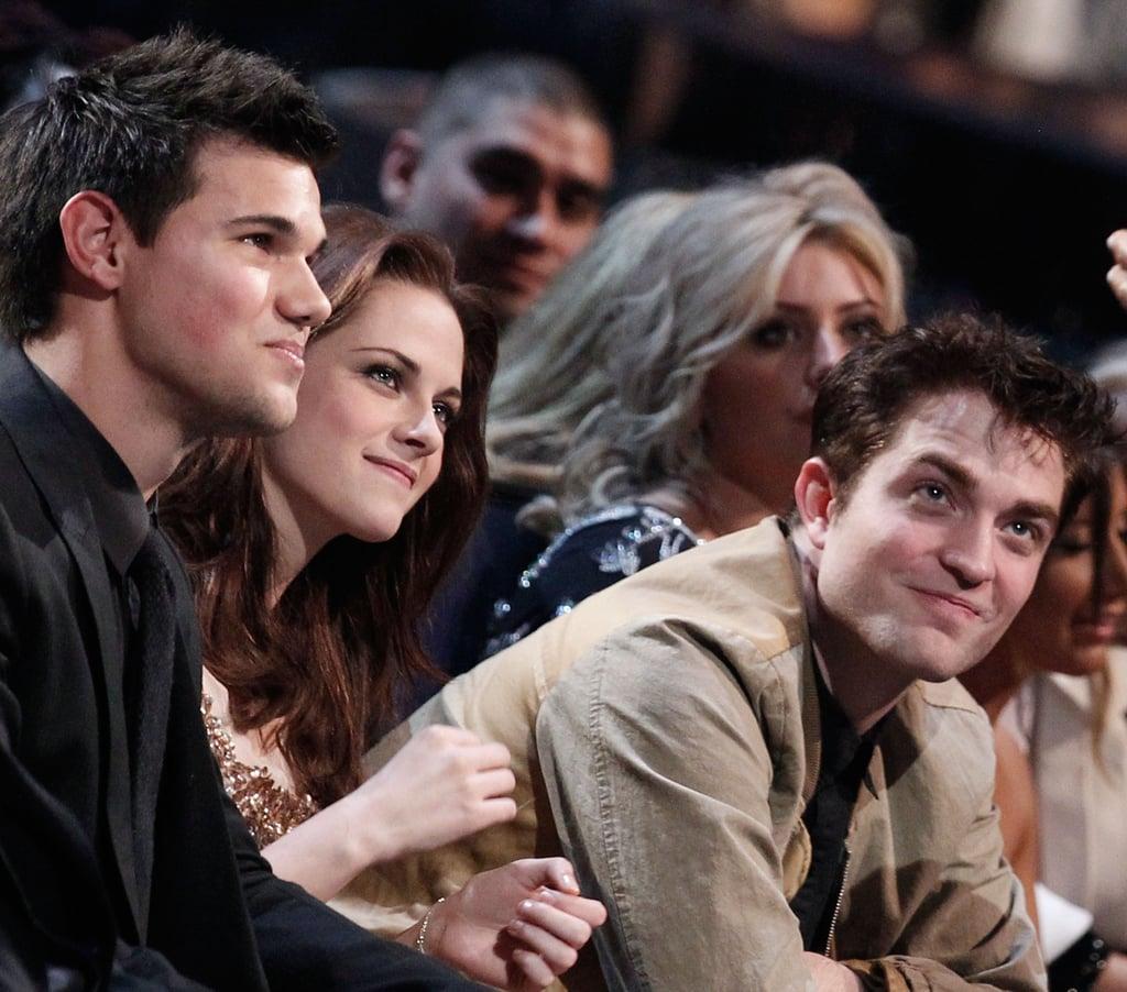 Twilight, Natalie, Jennifer, and Johnny Light Up People's Choice Awards!