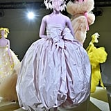 Gigi Hadid's Giambattista Valli Haute Couture Mask