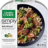 Healthy Choice Simply Steamers Beef and Broccoli Bowl