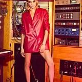 Cara Delevingne Atomic Blazer Dress
