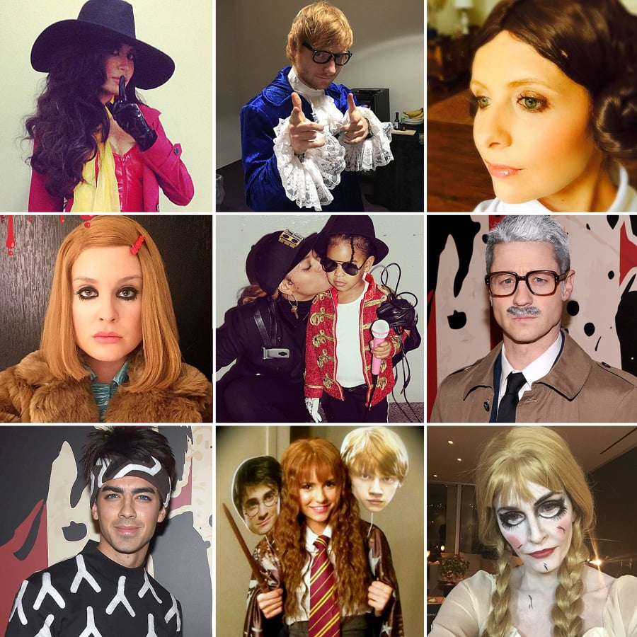 Pop Culture Costume Ideas From Celebrities