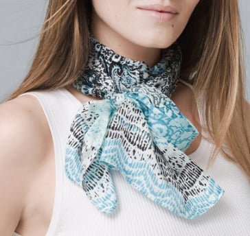 Chantilly Oblong Scarf