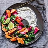 Beet Salad With Greek Yogurt Dressing