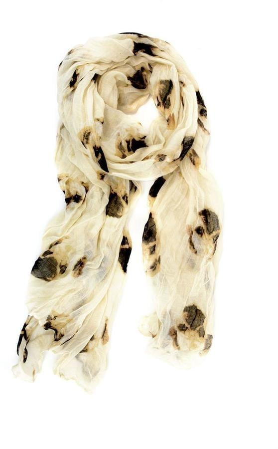 Joy Susan Accessories Pug Dog Scarf ($22)