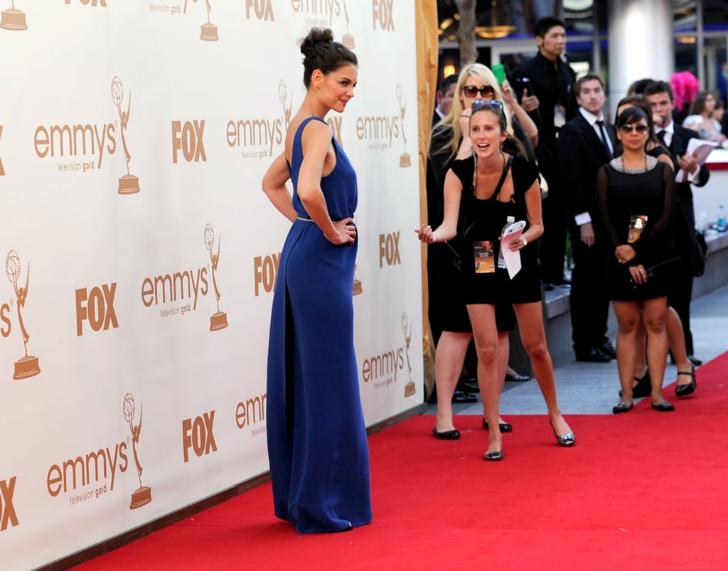 The Emmys are being held at the Nokia Theatre in LA and will broadcast in Australia on Monday, Sept. 24 from 9 a.m. on FOX8.