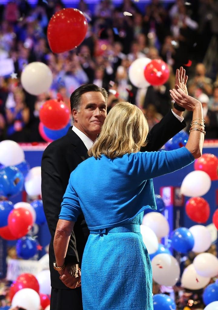 Mitt Romney RNC Speech