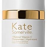 Best Face Moisturiser For Antiageing: Kate Somerville +Retinol Vitamin C Moisturiser Cream