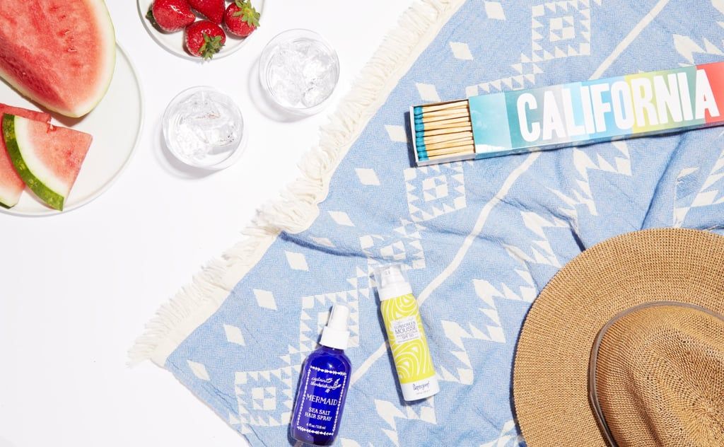 If these beachy items are exactly what you're after, look no further. Our July Must Have Box is stocked with these functional picks so you can spend more time relaxing by the shore. Find it on sale now.