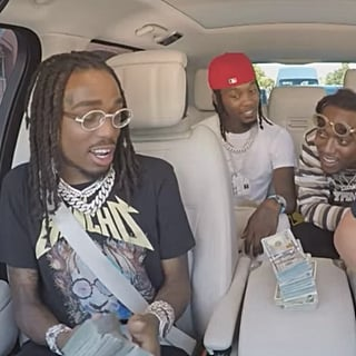 Migos's Carpool Karaoke With James Corden 2018