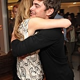 Pictures of Zac Efron Details Party