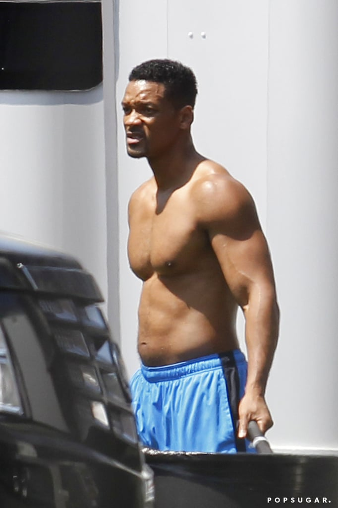 45 Will Smith Shirtless Male Celebrities at Every Age