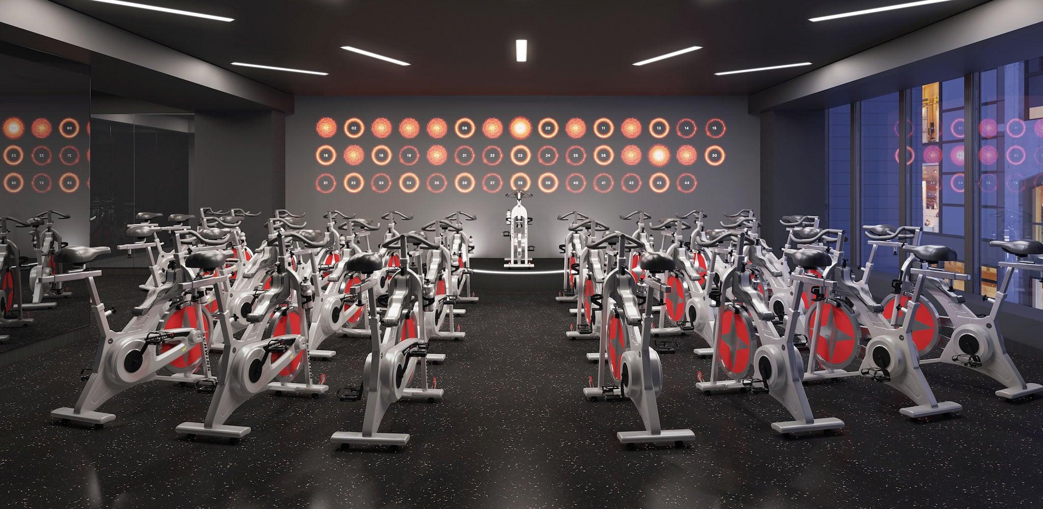Gym Vs Studio Cycling Classes Popsugar Fitness