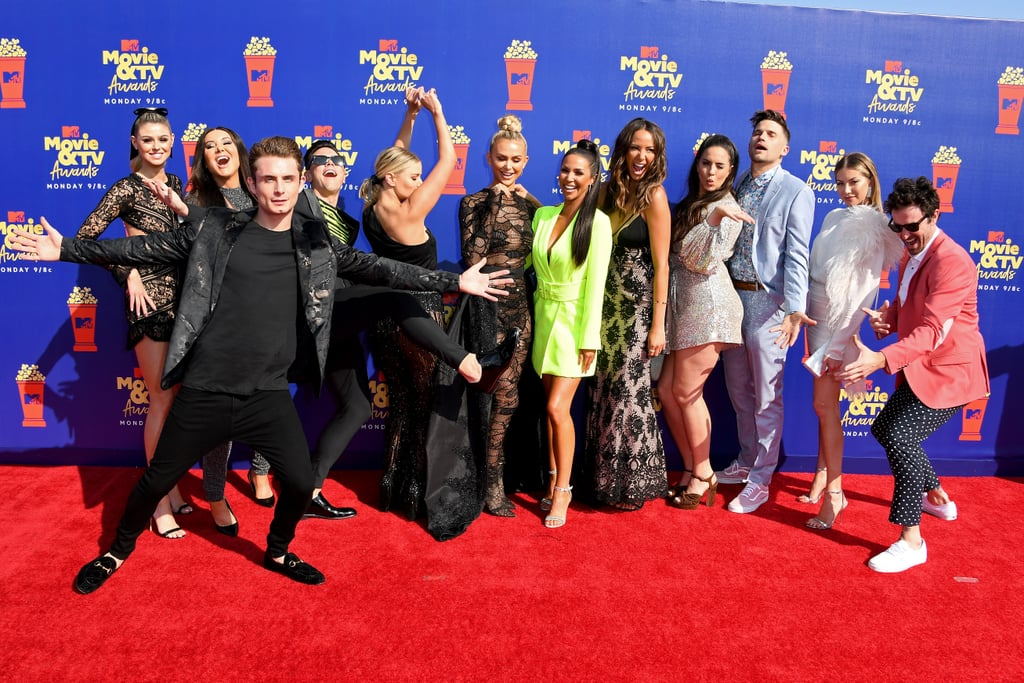 The Vanderpump Rules Cast at the 2019 MTV Movie and TV Awards