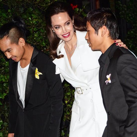 Angelina Jolie Best 2017 Pictures