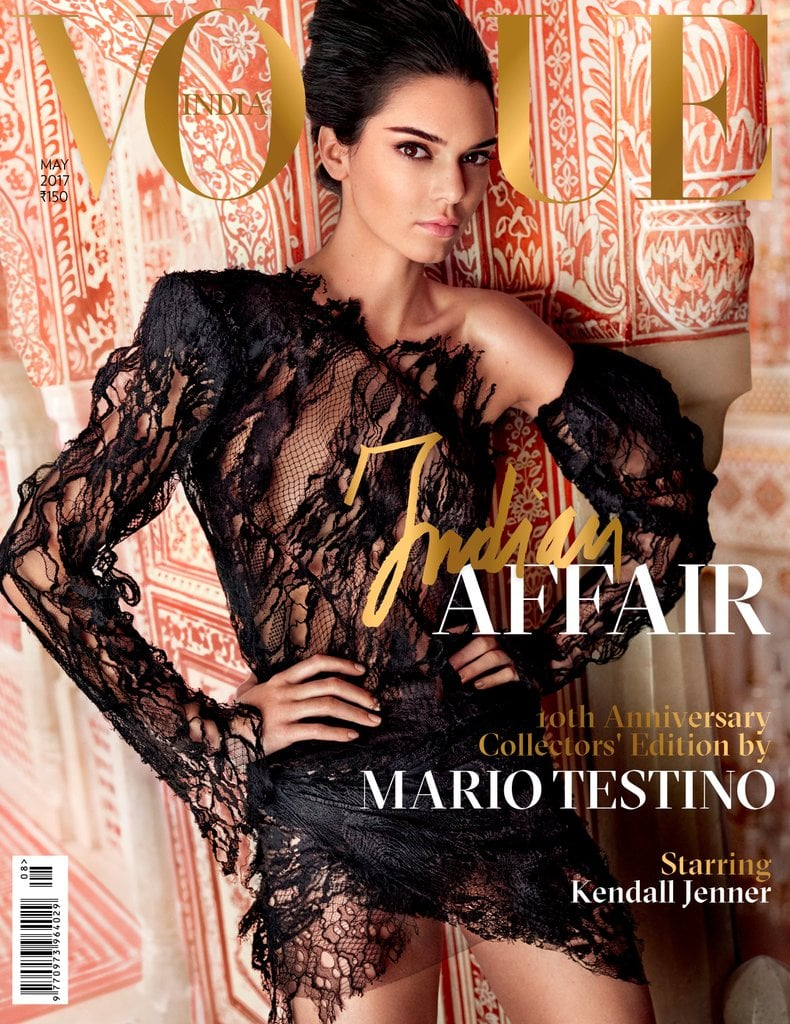 Kendall Jenner's Vogue India Cover