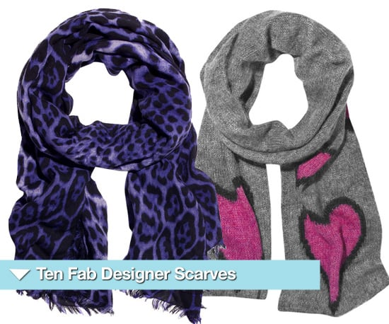 Designer It Scarves for Autumn 2010