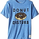 Donut Disturb Short Sleeve Tri-Blend Tee