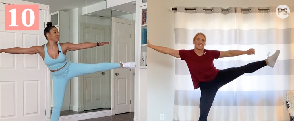 10-Move Cardio and Strength Workout With Jeanette Jenkins