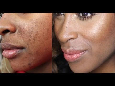 nyx contour palette dark skin. color-correcting makeup tutorials for dark skin tones | popsugar beauty nyx contour palette .