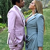 In January 2020, JAY-Z and Beyoncé posed for a silly photo at the Roc Nation brunch.