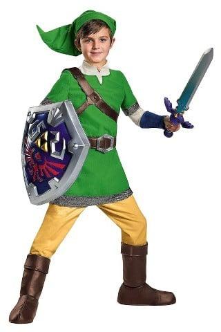 The Legend of Zelda Link Costume