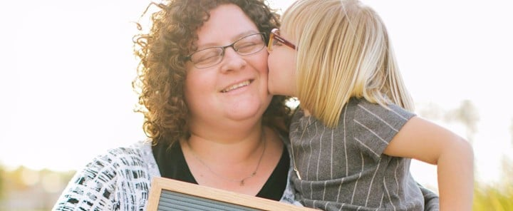 This Adoptive Mom's Photo Shoot Proves It Really Does Take a Village