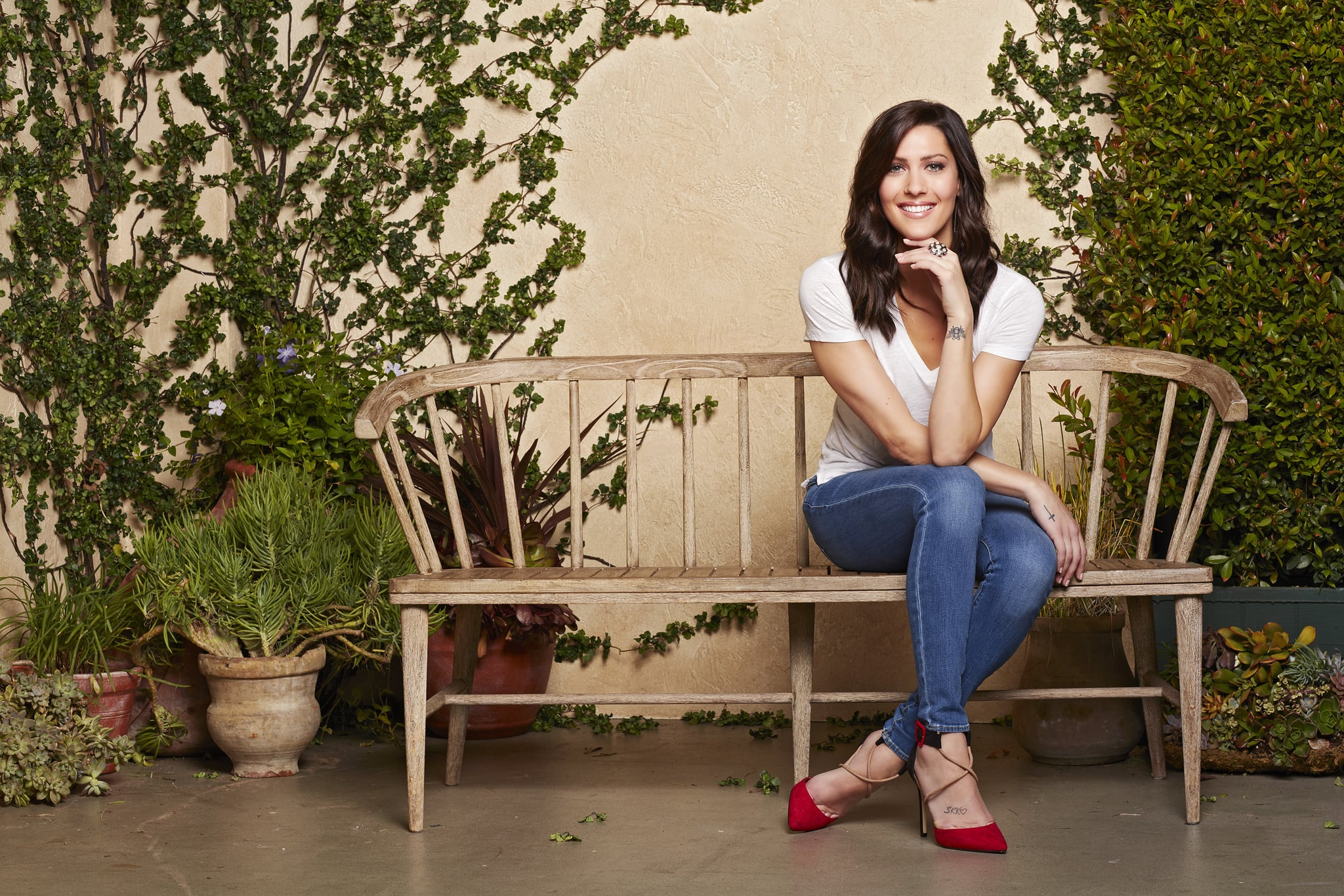 THE BACHELORETTE - The gut-wrenching finish to Becca Kufrin's romance with Arie Luyendyk Jr. left Bachelor Nation speechless. In a change of heart, Arie broke up with America's sweetheart just weeks after proposing to her - stealing her fairytale ending and her future. Now, the humble fan favorite and girl next door from Minnesota returns for a second shot at love, starring on