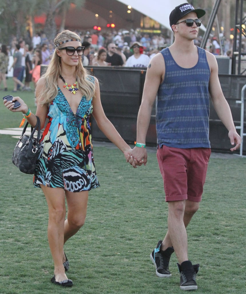 Paris Hilton & River Viiperi