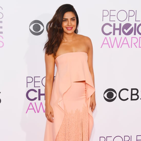 Priyanka Chopra Sally LaPointe People's Choice Awards 2017