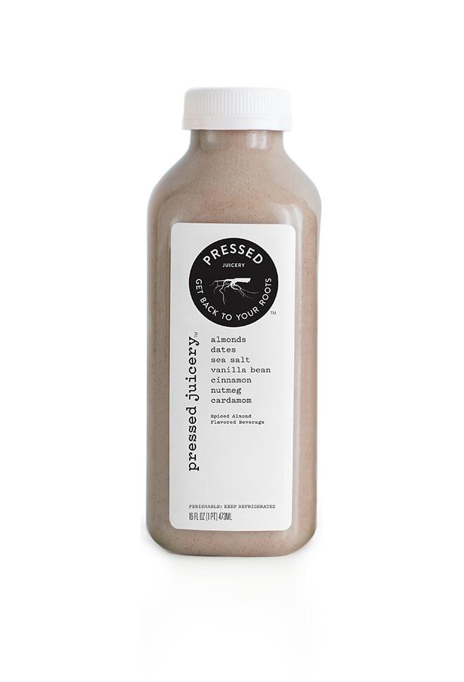 Pressed Juicery Spiced Almond Milk