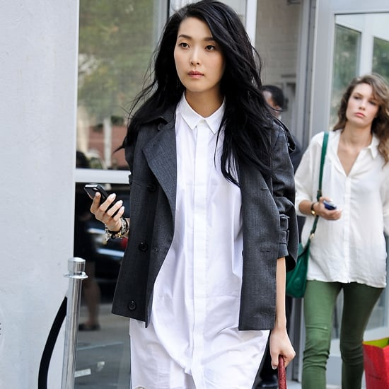 NYFW Street Style | Shopping