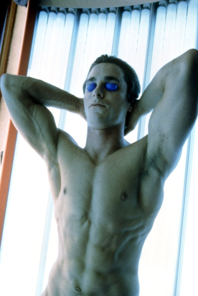 Really. Christian bale shirtless consider