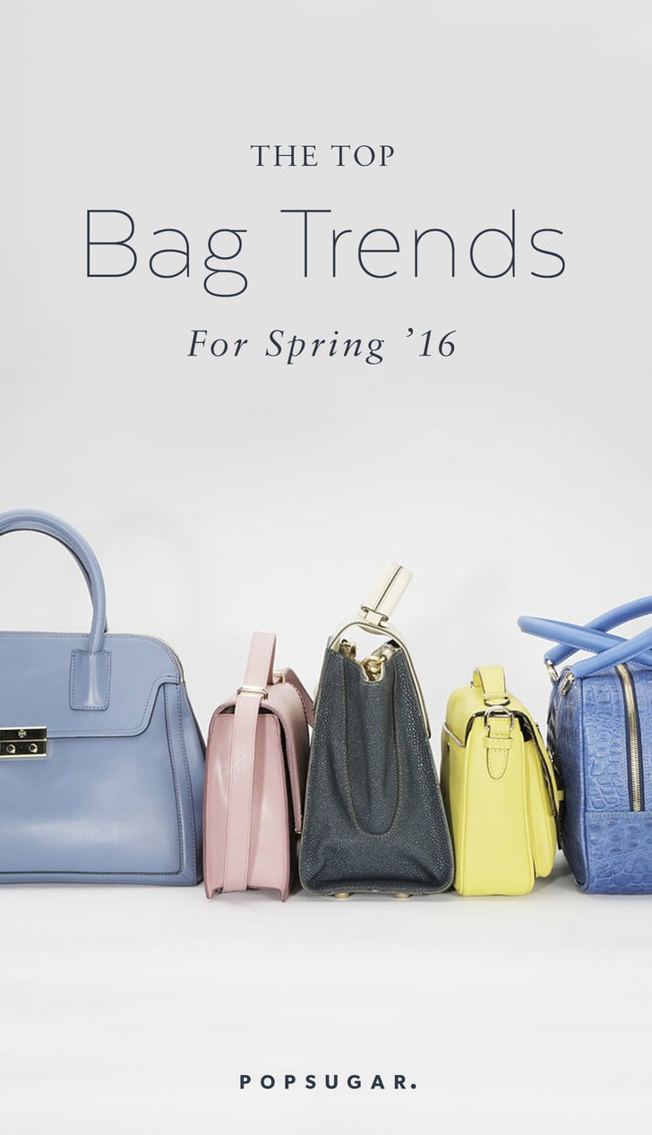 The Hottest Spring Handbag Trends to Know Now