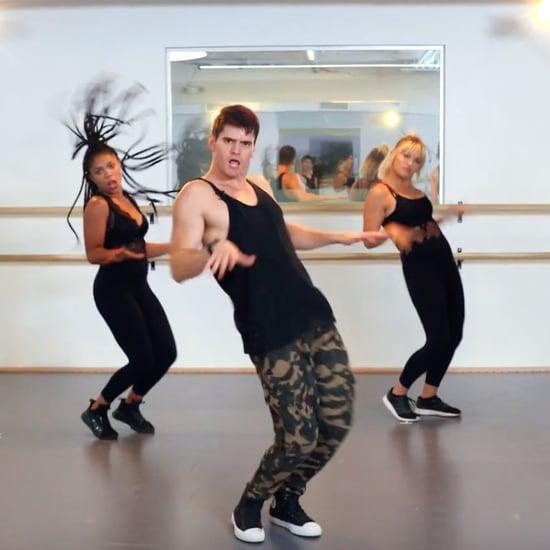 "The Fitness Marshall ""Good Time Good Life"" Erin Bowman Dance"