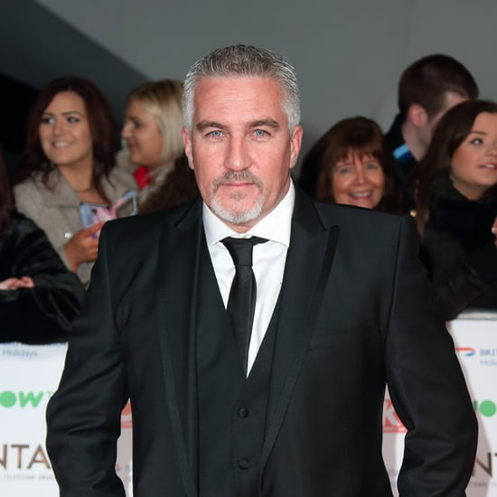 Paul Hollywood Dressed as a Nazi