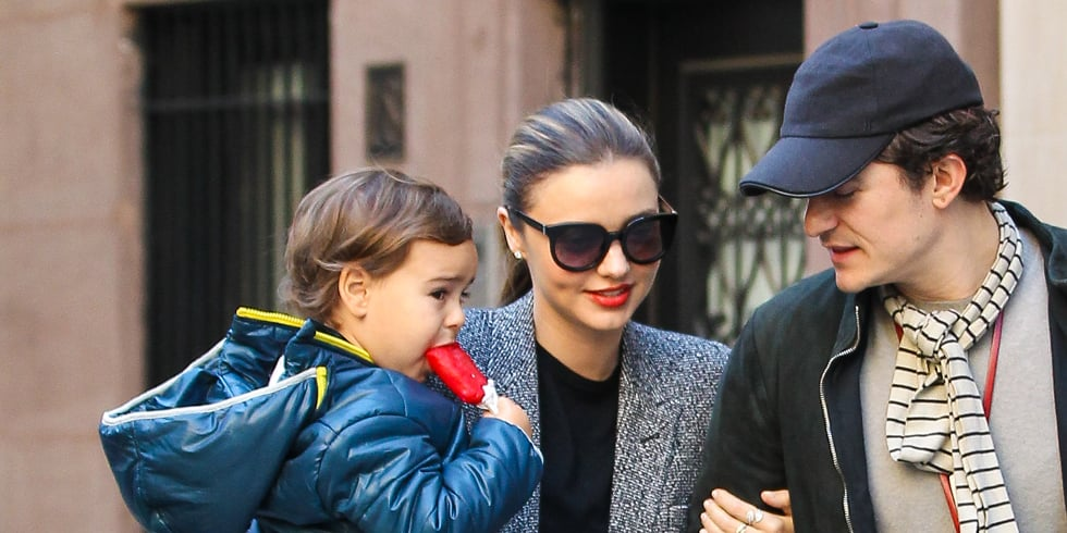 Celebrity News: Olivia Wilde, Miranda Kerr & Orlando Bloom