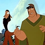Pacha in The Emperor's New Groove
