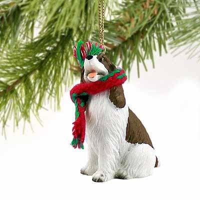 Springer Spaniel Tiny One Christmas Ornament