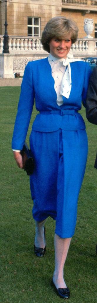 Princess Diana's Engagement Dress