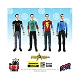 Sheldon Cooper Action Figure Set