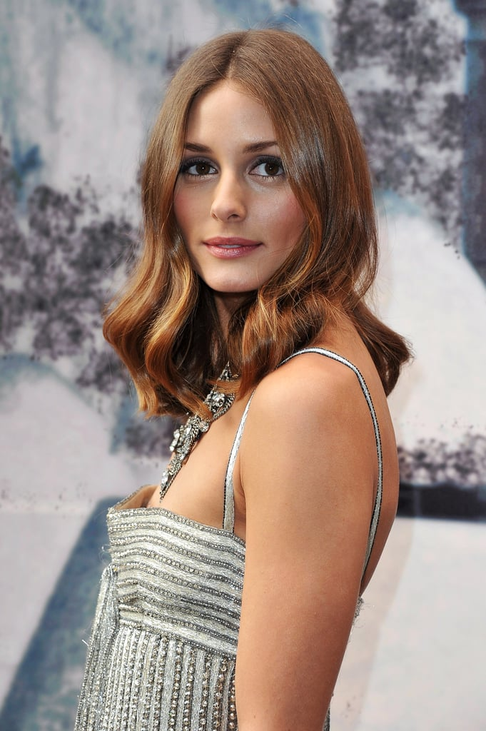 Olivia Palermo attended the ball.