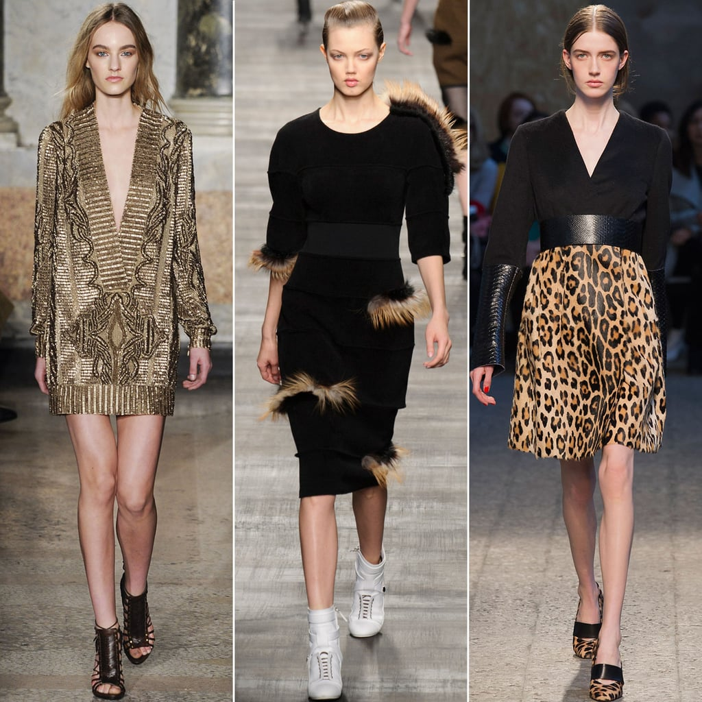 The Biggest Trends From Milan Fashion Week Autumn/Winter 2014