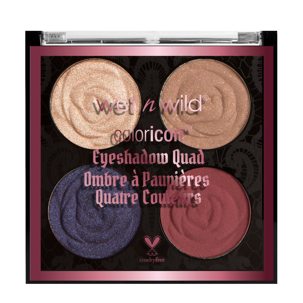Wet n Wild Rebel Rose Collection Eyeshadow Quad