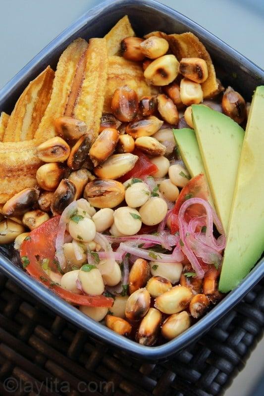 Vegetarian Ceviche De Chochos Ceviche Recipes Popsugar