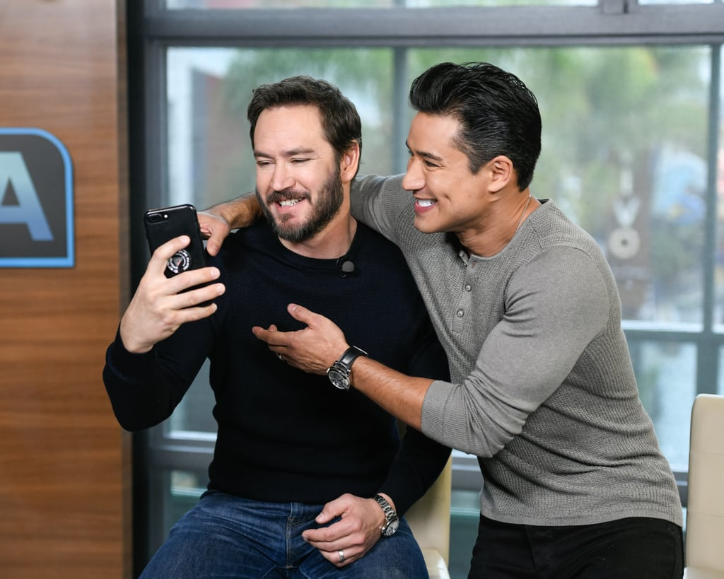 Mark-Paul Gosselaar and Mario Lopez Reunited, and My Bayside-Loving Heart Can't Take It
