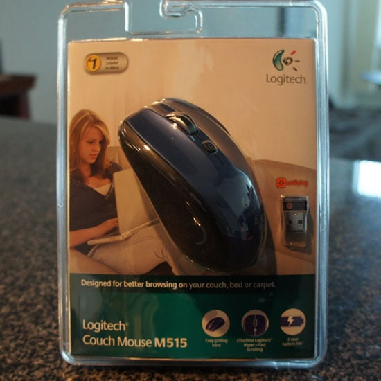 Logitech Mouse to Use on Your Couch