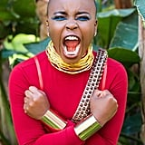 Dora Milaje Warrior