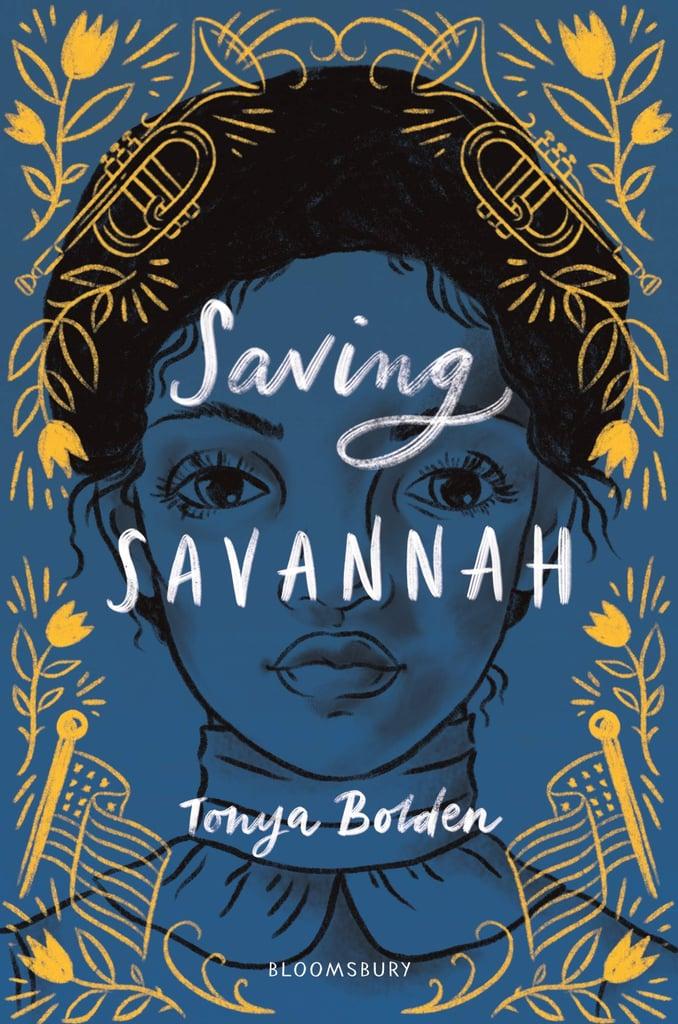Saving Savannah by Tonya Bolden